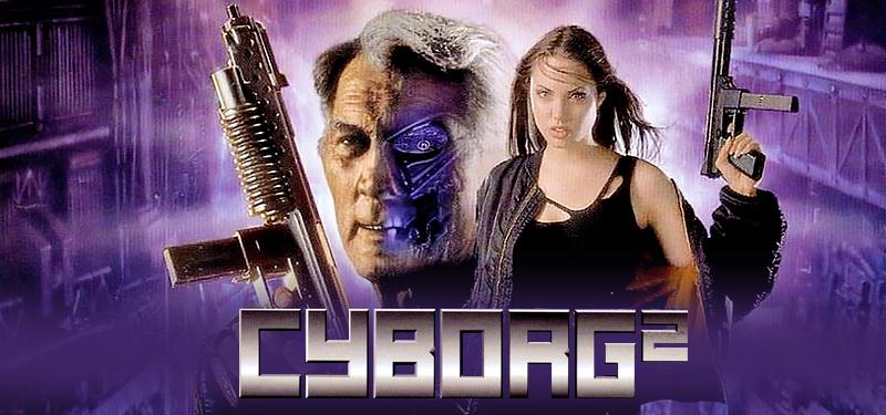Cyborg 2 VHS Review | Geekscape